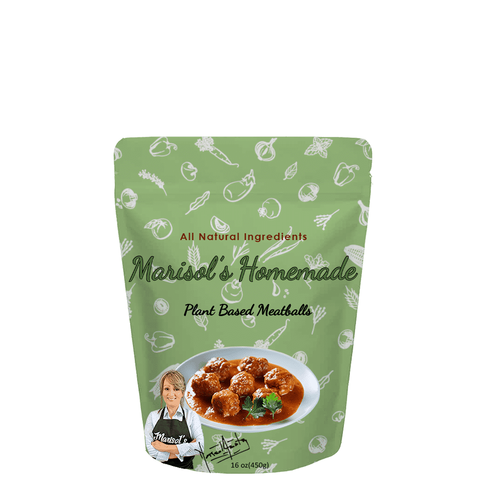 Marisol's Homemade Plant Based Meatballs